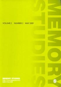 MemoryStudies.Cover